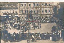Foto, Ak, Wernigerode, Marktplatz am 25.09.1916, (N)19273