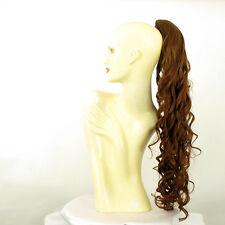 Hairpiece ponytail wavy long golden brown 65 cm 10 30 peruk