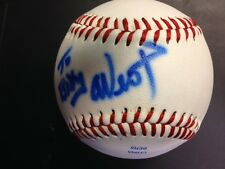 Adam West Batman Actor Signed Autographed Baseball JSA Certificate