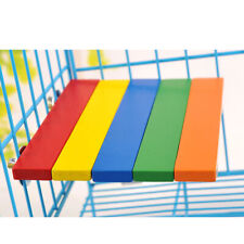 Small Pet Wooden Cage Platform Shelf Stand Board for Pet Hamster Squirrel