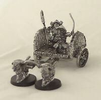 Samurai Goblin Large Chariot Warhammer Fantasy Armies 28mm Unpainted Wargames