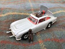 Década de 1980 Corgi Aston Martin DB5 James Bond 007 Vintage