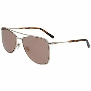NEW MCM 145S 780 Rose Gold Sunglasses with Rose Gold Lenses & MCM Case