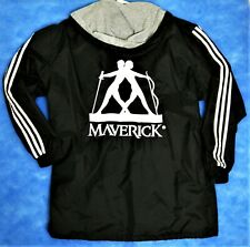 MADONNA MAVERICK PROMO JACKET ADIDAS WINDBREAKER RECORD COMPANY CREW EXCLUSIVE