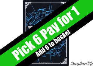 Cardfight Vanguard - Dimension Police/Link Joker/Nova Grappler Cards (Star Gate)
