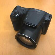 Canon PowerShot SX400 IS 16.0MP 30x Zoom Digital Camera no battery