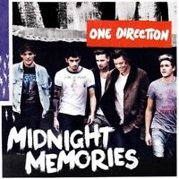 ONE DIRECTION midnight memories (CD, album, 2013) pop rock, very good condition