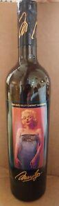 1998 Marilyn Merlot Monroe Cabernet Sauvignon EMPTY Collectible Wine Bottle MT!