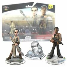 New Disney Infinity 3.0 Star Wars The Force Awakens Playset Rey Finn Official