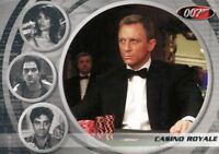 James Bond Complete Casino Royale Expansion Chase Card 0065