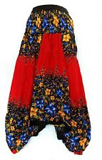 New Hippy Alibaba Boho Baggy Gypsy Harem Pants Yoga Trouser Floral Unique PH6P