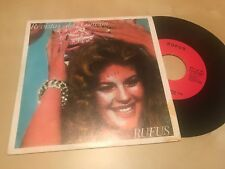 "RUFUS - REVISTAS DEL CORAZON 7"" SINGLE EP DISCOS SUICIDAS 84 NEW WAVE"