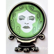 Disney Pin 123034 Haunted Mansion Madame Leota Crystal Ball Floating Head #