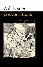 Will Eisner : Conversations by Will Eisner (2011, Hardcover)