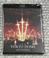 "BABYMETAL ""LIVE AT TOKYO DOME "" JAPAN 2 BLU-RAY -REGULAR EDITION- *SEALED*"