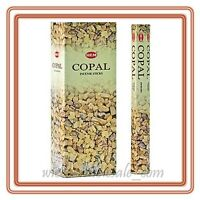 LOT OF 100 Sticks Copal Incense  5 TUBE OF 20 Sticks = 100 Sticks  ~ FRESH STOCK