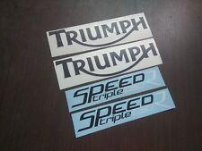 Triumph Speed Triple 1050 R 2011 full decals stickers graphics logo set kit