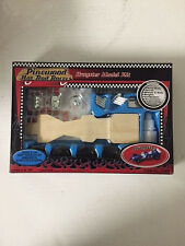 Dragster Model Kit Hot Rod Racers Pinewood Derby Car - Boy Scouts Racing BSA