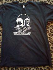 Tegan and Sara Are My Homegirls shirt used women's L