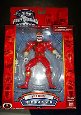 Power Rangers RED WILD FORCE Figure LEGENDS Sentai tokusatsu GAORANGERS Legacy