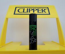 Clipper Lighter Rare Cool Amsterdam THC Smoking Weed Cannaoil Gift Micro