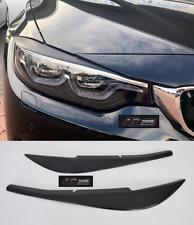 """Scheinwerferblenden """"BÖSER BLICK"""" passend für BMW F32  F33  F36 SB252 + Kleber"""