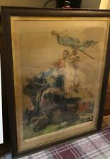 More details for antique print / lithograph -