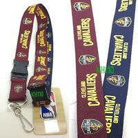NBA Cleveland Cavaliers Twotone Clip On Lanyard
