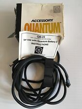 Quantum QB-23 10ft (3m) Extension Cord For Use With Quantum Battery 2