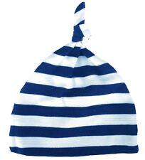 Baby Gestreift Hut One Knoten Weiche Baumwolle Streifen Verschiedene Farben