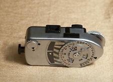 Gerade Weimar Lux Belichtungsmesser Aus Der Belichtungsmesser Ddr Inkl Tasch Fotostudio-zubehör