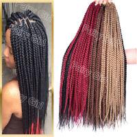 14/18Inch Synthetic Braiding Hair Crochet Braids Hair Box Braids Hair Extensions