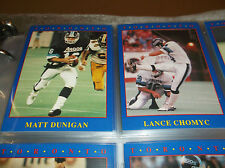 1990 JOGO CFL SET (220) CANADIAN FOOTBALL LEAGUE LIMITED EDITION