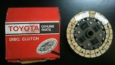 toyota gen clutch plate to suit  #81250 12143   R8086 T18  --AE86 and more see
