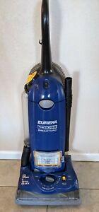 EUREKA THE BOSS SMARTVAC UPRIGHT VACUUM 4870 All Floor HEPA 12.0 Amp -- NICE!