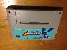 Rockman X (Super Famicom / SNES) *Japanese*