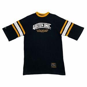 Gorilla Unit Jersey Tshirt | Vintage G-Unit 50 Cent Hip Hop Music Black VTG