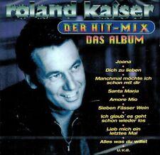 MUSIK-CD NEU/OVP - Roland Kaiser - Der Hit-Mix - Das Album