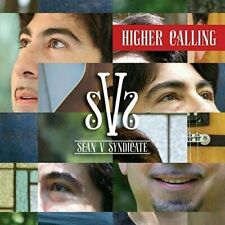 """Sean V Syndicate - """"Higher Calling"""" (Audio CD 2016) Usually ships in 12 hours!!!"""