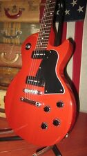 1998 Gibson Les Paul Special Electric Guitar P-100 Plays Great w/ Hard Case