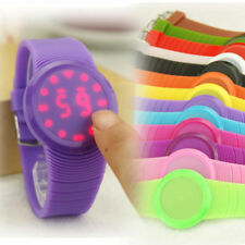 Orologio Touch Summer Color Style Moderno Uomo Donna Bambini Orologio New Led
