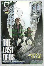 The Last of Us: American Dreams #1 Variant Cover Dark Horse Very Nice BIG PICS