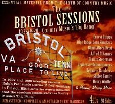 The Bristol Sessions: The Big Bang of Country Music 1927-1928 [Box] by...
