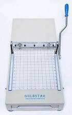 """Swatch Cutter Cloth Leather Vinyl Sample Cutter 12"""""""