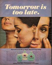 1972 Vintage ad for Deep Magic Moisturizers (080313)