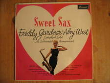 FREDDY GARDNER + ALVY WEST Sweet Sax BRUNSWICK