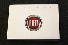 Genuine FIAT 500 L 500 L Manuel Owners Manual Audio Radio 2012-2017 Livre