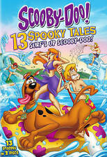 Scooby-Doo! 13 Spooky Tales: Surfs Up Scooby-Doo!(DVD) by Various