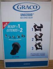Graco Uno2Duo Second Stroller Seat Ace Fashion Baby Toddler NEW