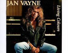 CD JAN VAYNE living colours HOLLAND 1992 EX